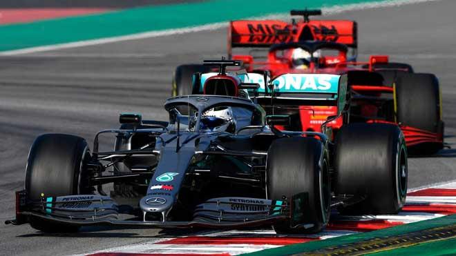 """Đua xe F1: Lùi thời gian bắt đầu quy chuẩn mới, ưu tiên """"cắt giảm chi phí"""" - 1"""