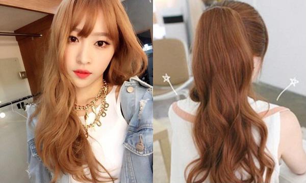15 màu tóc hot 2020 cho nữ phù hợp với mọi làn da khiến chị em mê mẩn - 8