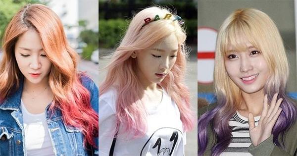 15 màu tóc hot 2020 cho nữ phù hợp với mọi làn da khiến chị em mê mẩn - 10