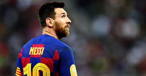 Barca hoảng vì Inter muốn Messi, quyết lật đổ Juventus - Ronaldo