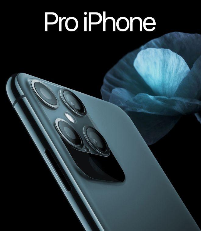 Đây đã là ý tưởng iPhone 12 Pro đẹp nhất từ trước đến nay? - 7