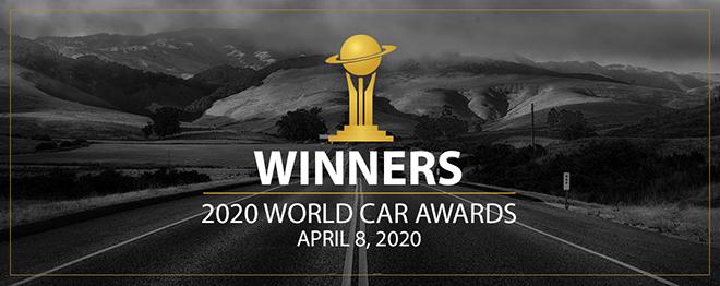 Điểm qua những mẫu xe được vinh danh trong năm 2020