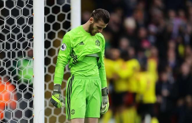 De Gea sai lầm nhiều nhất Ngoại hạng Anh, MU đón Neuer thay thế? - 1