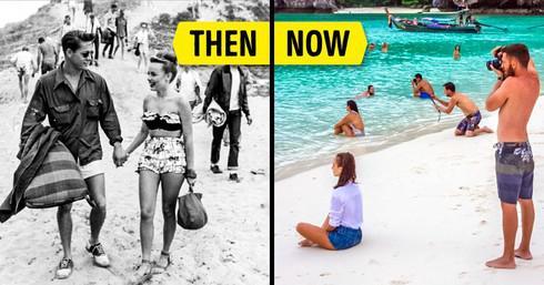 10 bức ảnh 'có 1 không 2' chứng minh thế giới đã thay đổi chóng mặt trong 50 năm qua - 1
