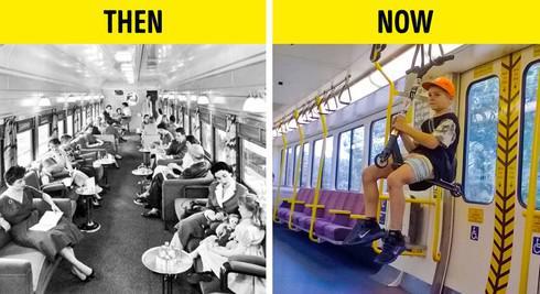 10 bức ảnh 'có 1 không 2' chứng minh thế giới đã thay đổi chóng mặt trong 50 năm qua - 6