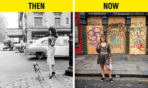 10 bức ảnh 'có 1 không 2' chứng minh thế giới đã thay đổi chóng mặt trong 50 năm qua - 9