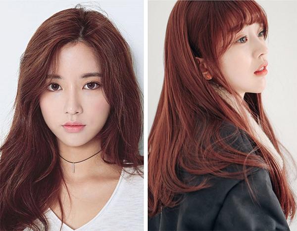 15 kiểu tóc màu nâu hạt dẻ cho nữ tự nhiên được yêu thích nhất năm 2020
