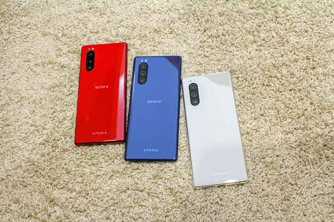 Sony Xperia 5 II sẽ là chiếc smartphone 5G nhỏ nhất thế giới - 1
