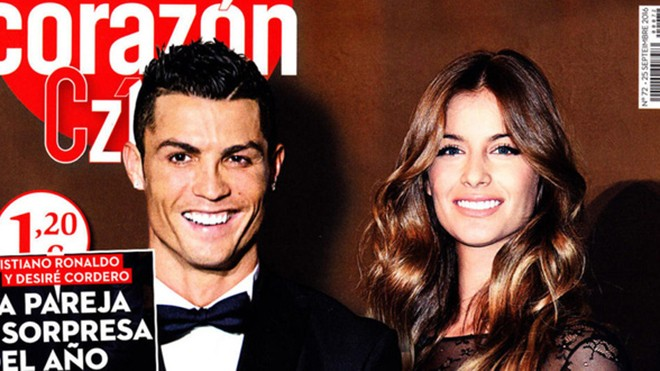 Ronaldo's former love is paired with a star who is about to overthrow Juventus in Serie A - 1