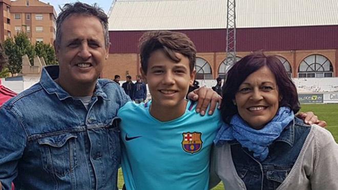 """MU thèm """"Messi mới"""": Mời thần đồng Barca nối bước trò cũ Sir Alex - 2"""