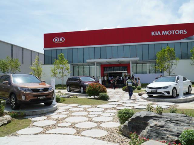 THACO báo cáo doanh số xe tháng 3/2020, giảm nhẹ mùa Covid-19