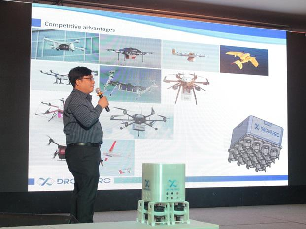 Startup Việt chế tạo drone giao hàng, được cấp bằng sáng chế Mỹ - 1