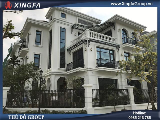 Thủ Đô Group – Nhà máy sản xuất cửa nhôm Xingfa quy chuẩn chất lượng quốc tế ISO 9001:2008 - 2
