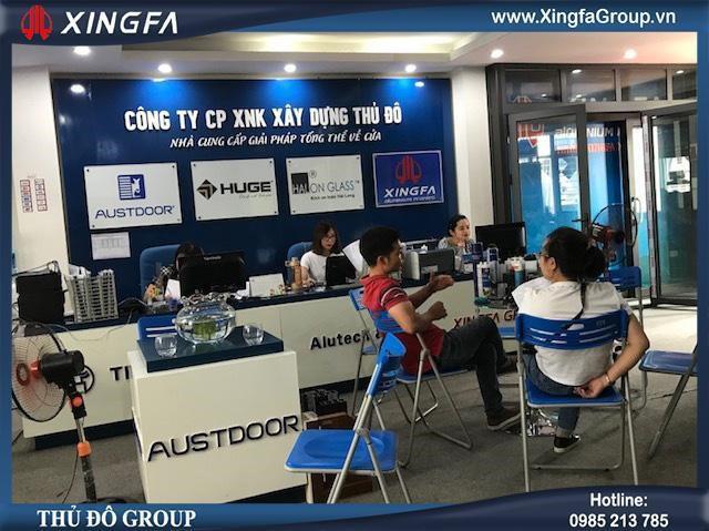 Thủ Đô Group – Nhà máy sản xuất cửa nhôm Xingfa quy chuẩn chất lượng quốc tế ISO 9001:2008 - 6