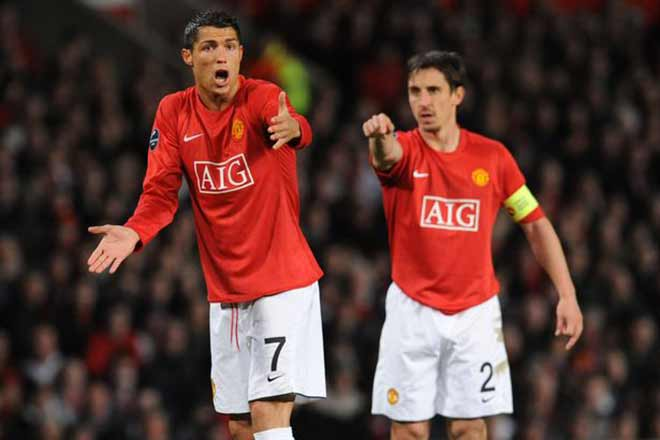 Revealing the reason Sir Alex did not let Ronaldo become the captain of MU - 1