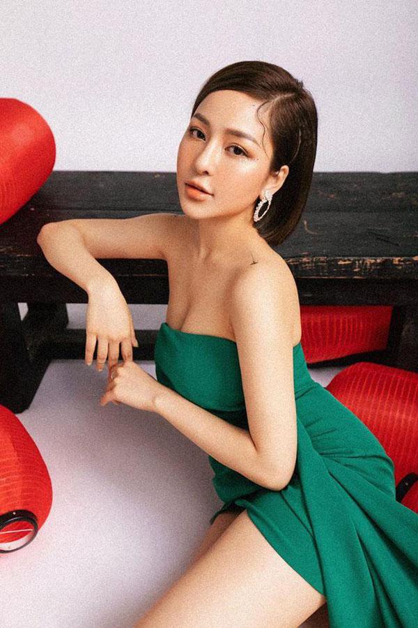 Hot girl Trâm Anh nhảy sexy dance để giảm cân - 2