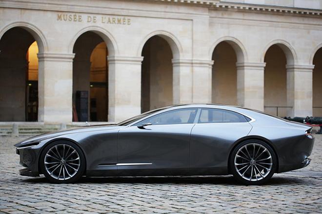 Mazda6 thế hệ mới thay đổi thiết kế đột phá như xe sang