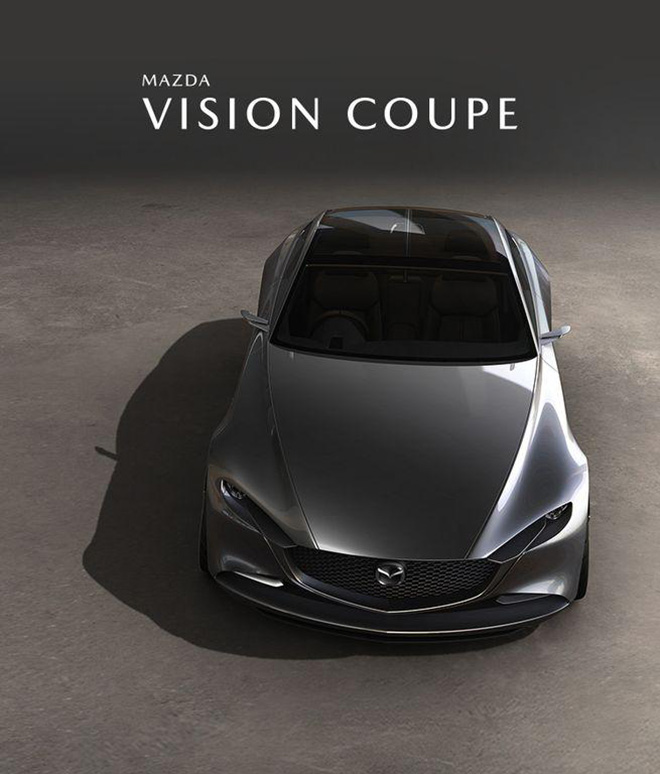 Mazda6 thay đổi thiết kế đột phá như xe sang