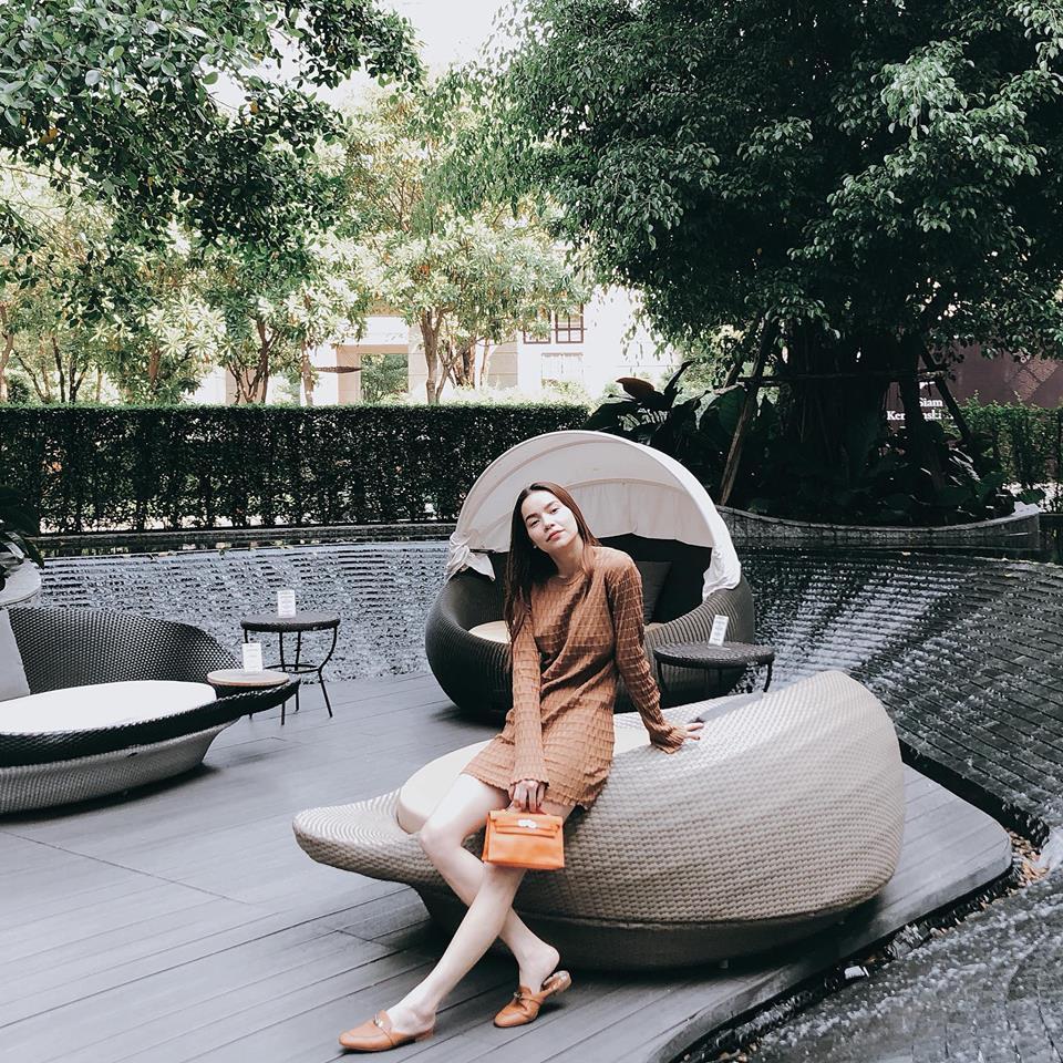 Hồ Ngọc Hà mặc đồ bơi lộ điểm nhạy cảm vẫn quyến rũ - 4