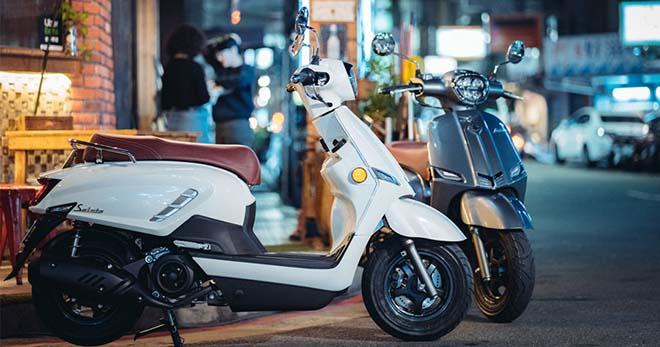 Suzuki Saluto 125 sẽ sớm về Việt Nam: Airblade có thêm nỗi lo - 3