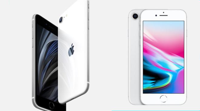 iPhone SE 2020 vừa ra mắt có gì khác so với iPhone 8? - 6