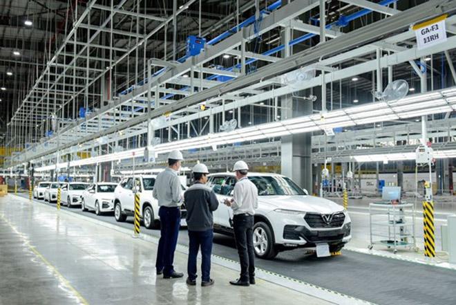 Honda việt nam tiếp tục tạm dừng sản xuất dù không thuộc vùng nguy cơ cao
