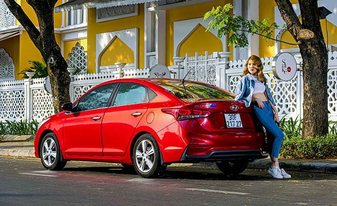 Hyundai Accent sau 2 năm sản xuất tại Việt Nam đã bán được 36.696 chiếc - 4