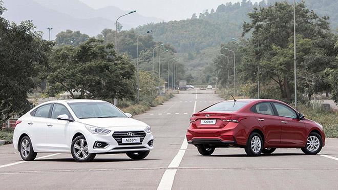 Hyundai Accent sau 2 năm sản xuất tại Việt Nam đã bán được 36.696 chiếc - 3