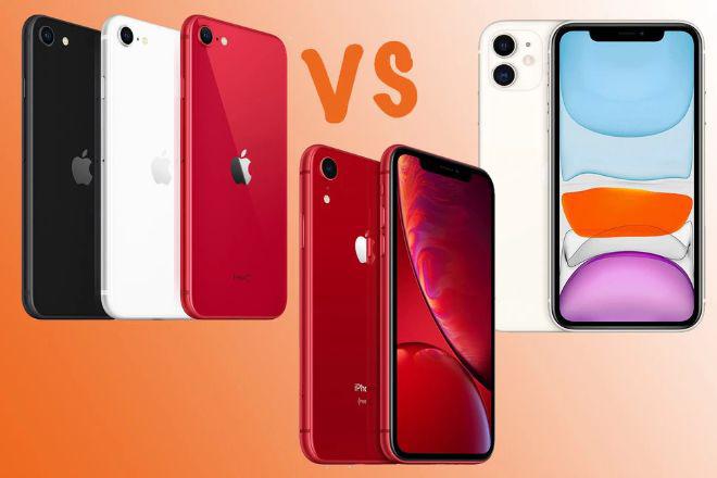 Chọn ai giữa iPhone SE 2020, iPhone Xr và iPhone 11? - 1
