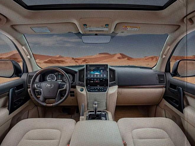 Toyota Land Cruiser Heritage Edition 2020 mang thiết kế mộc mạc hoài cổ - 7
