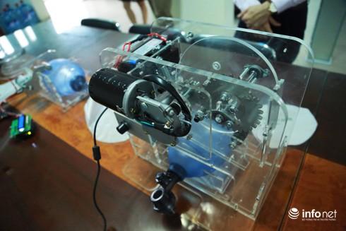 Cận cảnh máy trợ thở đầu tiên do chính tay người Việt Nam thiết kế và sản xuất - 7