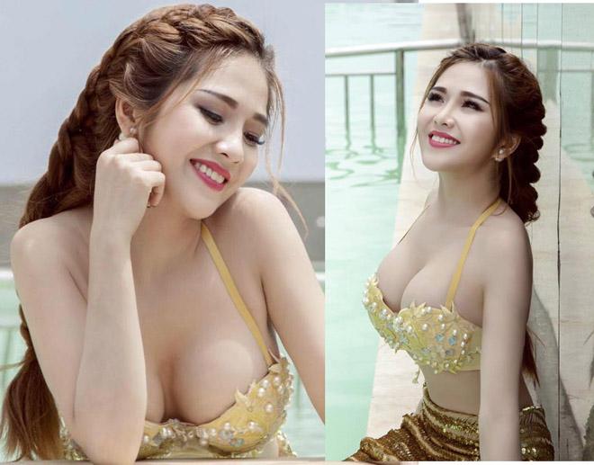 """""""Hot girl Mì Gõ"""" chỉ cao 1m56 tiết lộ cách làm đẹp và số cân nặng ít ai ngờ - 3"""