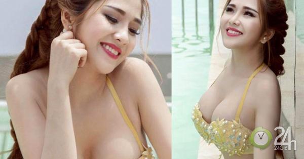 Hot girl Mì Gõ chỉ cao 1m56 nhưng body nóng bỏng vì số cân nặng ít ai ngờ