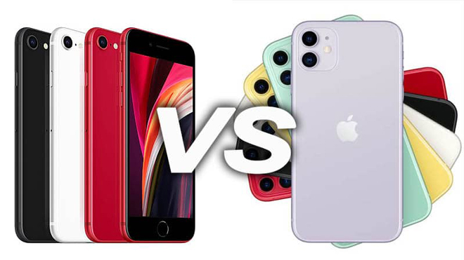iPhone 11 liệu có còn đất sống khi iPhone SE 2020 được lên kệ? - 8