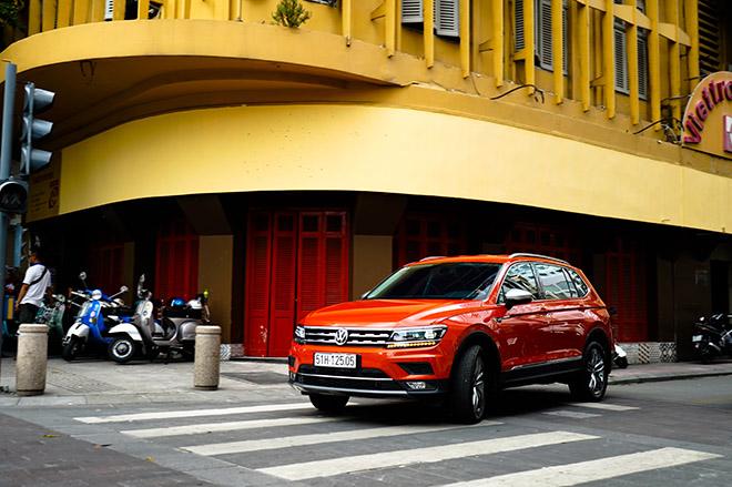 Volkswagens Tiguan có mặt trong danh sách xe bán chạy nhất toàn cầu - 1