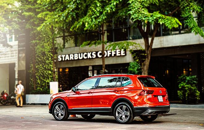 Volkswagens Tiguan có mặt trong danh sách xe bán chạy nhất toàn cầu - 2