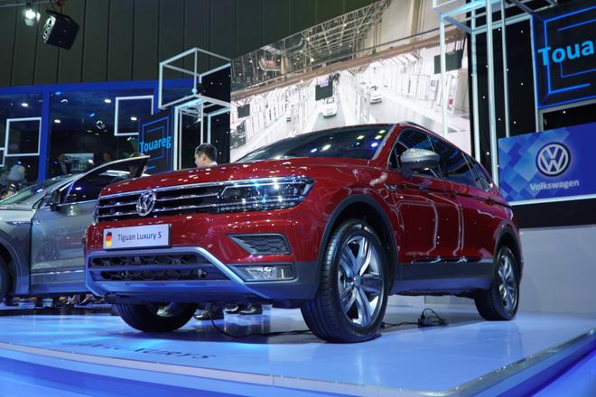 Volkswagens Tiguan có mặt trong danh sách xe bán chạy nhất toàn cầu - 3