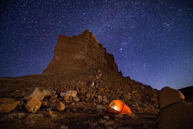 Thung lũng yêu tinh khiến du khách ngỡ lạc tới sao hỏa - 4