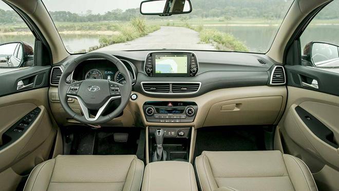 Bán hơn 600 xe mỗi tháng, Hyundai Tucson bỏ xa Honda CR-V - 3