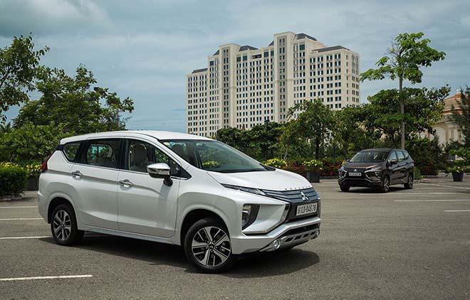 Mẫu xe Mitsubishi Xpander đạt giải thưởng xe MPV cỡ nhỏ tốt nhất năm 2020 - 1