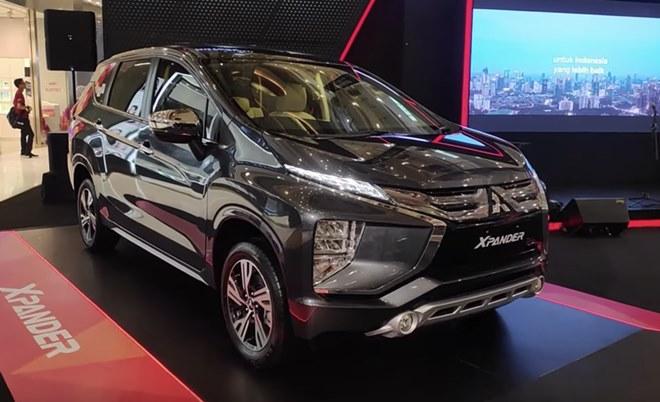 Mẫu xe Mitsubishi Xpander đạt giải thưởng xe MPV cỡ nhỏ tốt nhất năm 2020 - 2