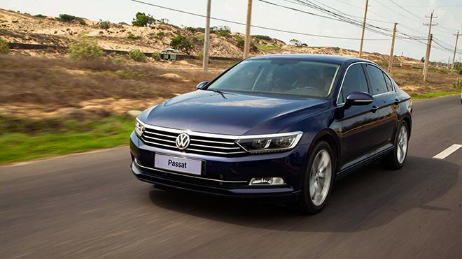 Cạnh tranh Toyota Camry mẫu xe Volkswagen Passat giảm giá gần 200 triệu đồng - 2