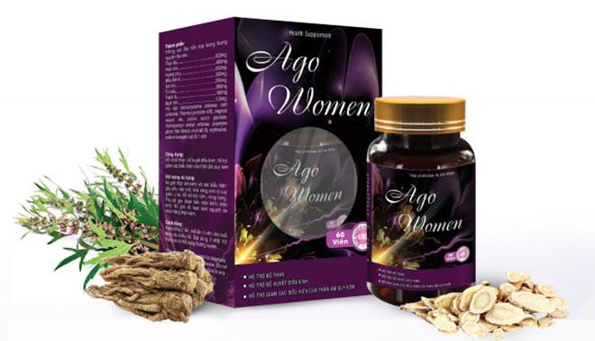 Ago Women bổ huyết điều kinh tốt cho sinh lý phụ nữ - 3