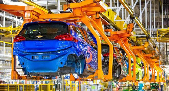 Ôtô sản xuất trong năm 2020 sẽ giảm mạnh