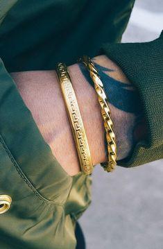 Những loại vòng tay không yểu điệu dành cho đàn ông - 1