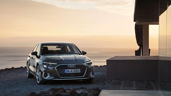 Audi a3 2021 sedan chính thức trình làng giá từ 756 triệu đồng