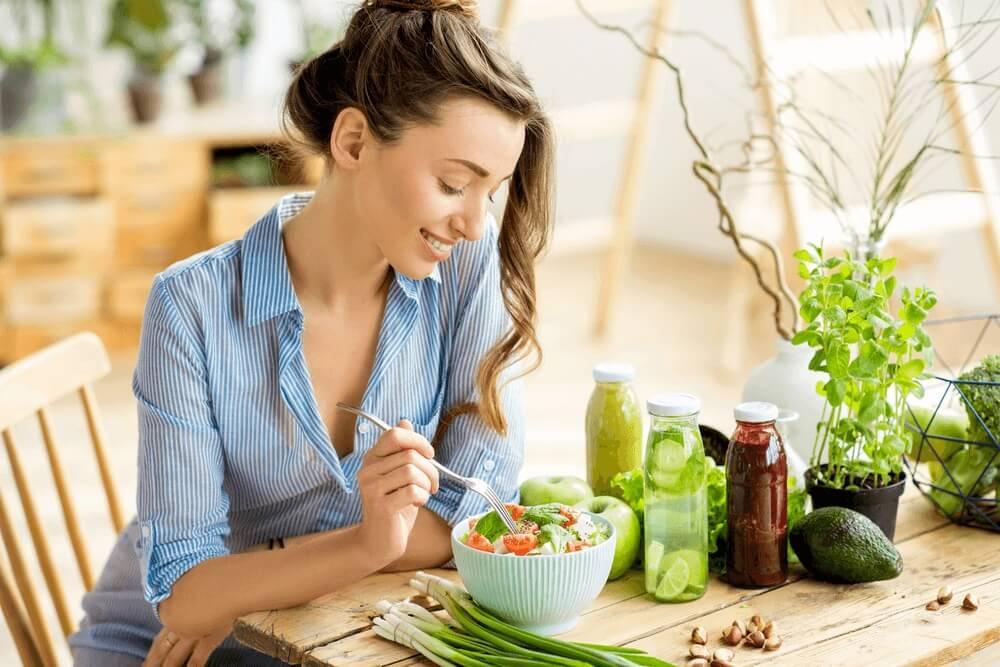 11 siêu thực phẩm giúp bạn chống già, dưỡng da sáng từ bên trong - 3