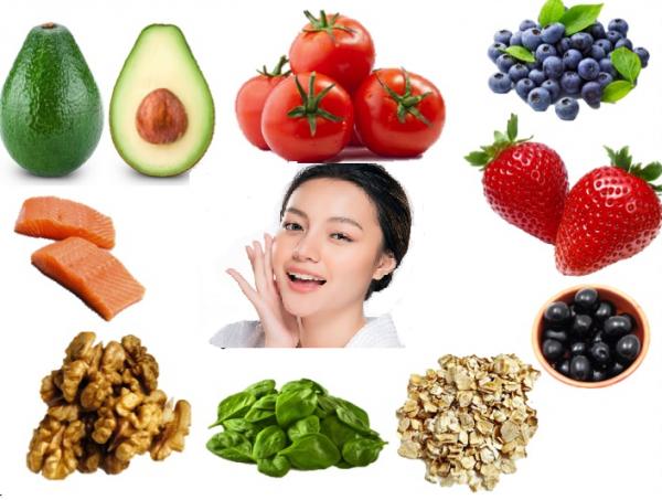 11 siêu thực phẩm giúp bạn chống già, dưỡng da sáng từ bên trong - 2