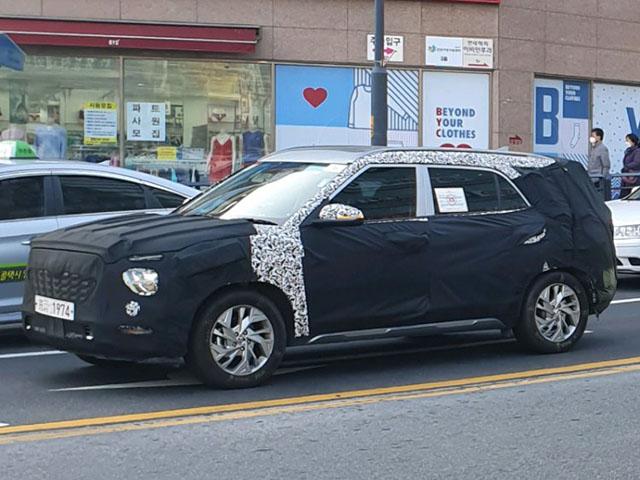 Hyundai santa cruz - mẫu bán tải phát triển trên nền tảng tucson thế hệ mới
