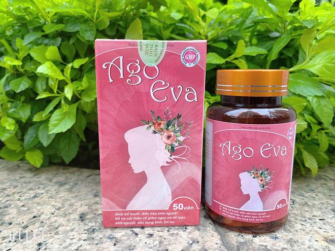 Ago Eva hỗ trợ tích cực chứng rối loạn kinh nguyệt, đau bụng kinh, khí hư - 4